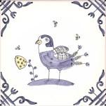 Delft Birds & Bees 12