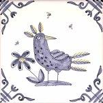 Delft Birds & Bees 14