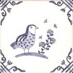 Delft Birds & Bees 15