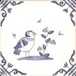 Delft Birds & Bees 17