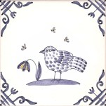 Delft Birds & Bees 18