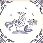 Delft Birds & Bees 19