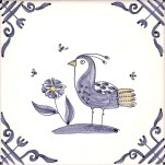 Delft Birds & Bees 2