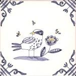 Delft Birds & Bees 3