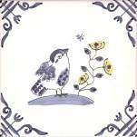 Delft Birds & Bees 4