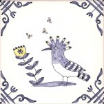 Delft Birds & Bees 5