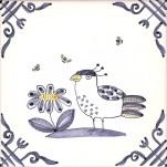 Delft Birds & Bees 6