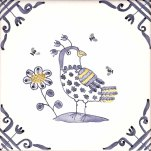 Delft Birds & Bees 7