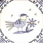 Delft Birds & Bees 9