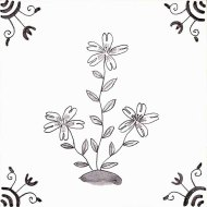 Wildflower 21 Stitchwort