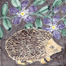 Hedgehog tile